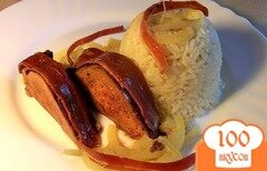 Фото рецепта: «Печень по-венециански»