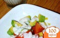 Фото рецепта: «Соус из сыра фета»