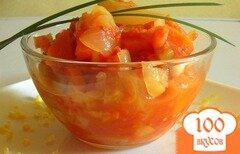 Фото рецепта: «Лечо из кабачков»