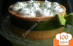 Фото рецепта: «Лимонный тарт»