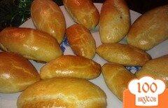 Фото рецепта: «Пирожки с квашеной капустой.»