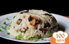 Фото рецепта: «Рисовый плов с грибами»