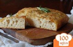 Фото рецепта: «Фокачча итальянская»