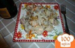 Фото рецепта: «Рисовая каша с овощами и куриным мясом»