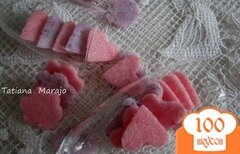 Фото рецепта: «Сахарное украшение»