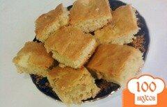 Фото рецепта: «Яблочные пирожные»