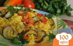 Фото рецепта: «Овощная паэлья»