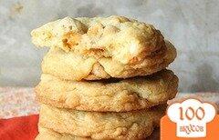 Фото рецепта: «Миндальное печенье»
