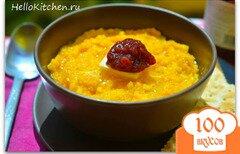Фото рецепта: «Каша из тыквы с рисом»
