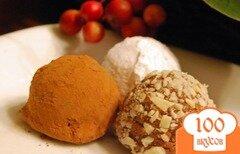 Фото рецепта: «Шоколадные трюфели»
