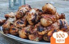 Фото рецепта: «Куриные ножки на гриле»