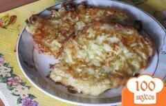 Фото рецепта: «Оладьи из кабачков.»