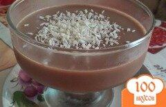 Фото рецепта: «Шоколадное желе»
