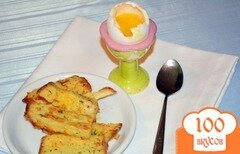 Фото рецепта: «Праздничный завтрак в постель»