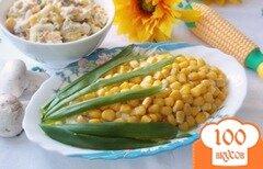 Фото рецепта: «Салат Кукуруза»