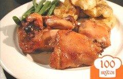 Фото рецепта: «Курица в коричневом сахаре»