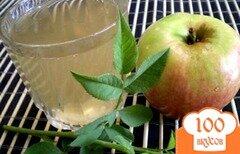 Фото рецепта: «Яблочно-шиповниковый компот»