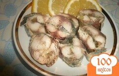 Фото рецепта: «Скумбрия с желатином»