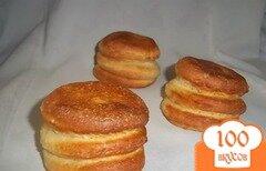 Фото рецепта: «Слоеные рисовые булочки»
