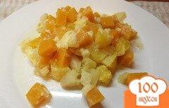 Фото рецепта: «Десерт из тыквы»