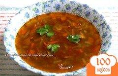 Фото рецепта: «Томатный суп с чечевицей»