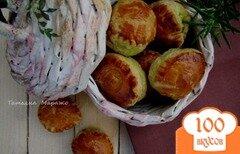 Фото рецепта: «Закусочные слойки с маслинами»