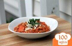 Фото рецепта: «Куриный суп-чили с фасолью»