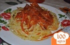Фото рецепта: «Картофельная лапша»