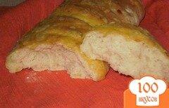 Фото рецепта: «Сырный хлеб»
