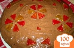 Фото рецепта: «Торт Сладкоежка»