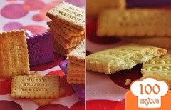 """Фото рецепта: «Печенье """"Маленький принц""""»"""