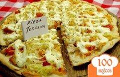 Фото рецепта: «Пицца «Тоскана» (Pizza Toscana)»