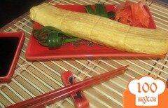 Фото рецепта: «Тамаго (японский омлет)»