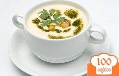 Фото рецепта: «Крем-суп сырный»