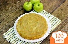 Фото рецепта: «Перевернутый яблочный пирог»