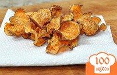 Фото рецепта: «Картофельные чипсы»