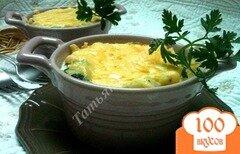 Фото рецепта: «Картофельная запеканка с сюрпризом»