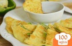 Фото рецепта: «Корейские оладьи»