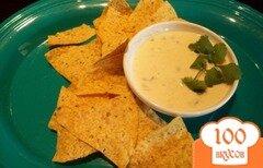 Фото рецепта: «Подлива Кесо Бланко с белым сыром»