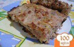 Фото рецепта: «Кабачковая запеканка с мясом и рисом»