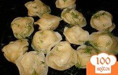 Фото рецепта: «Пельмени из куриной грудинки»