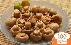 Фото рецепта: «Соте из шампиньонов»