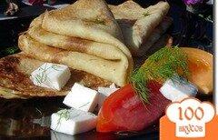 Фото рецепта: «Блины из кабачков»
