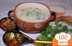 Фото рецепта: «Нежный огуречный суп»