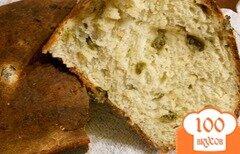 Фото рецепта: «Пивной хлеб с каперсами»