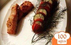 Фото рецепта: «Красная рыба, запеченная в духовке.»