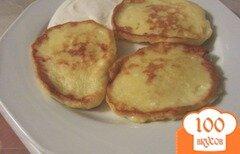 Фото рецепта: «Творожно-картофельные оладушки»