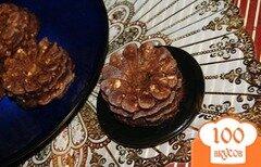 Фото рецепта: «Овсяно-шоколадные кексы»