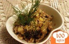 Фото рецепта: «Гарнир из брокколи и кукурузы»