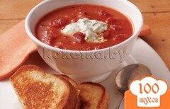 Фото рецепта: «Томатный крем-суп»